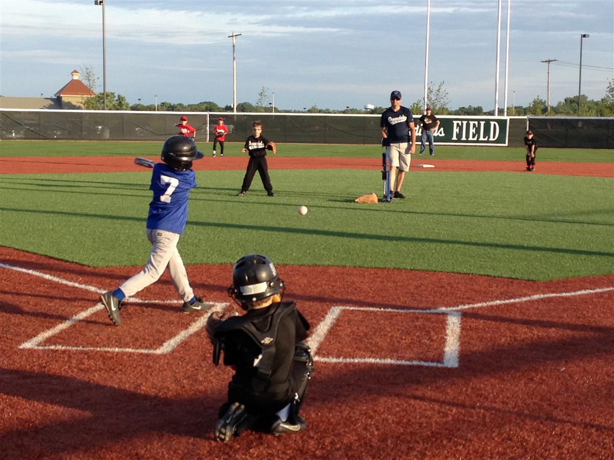 Franklin Rock League Youth Baseball